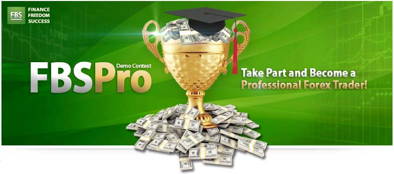 Forex demo contests