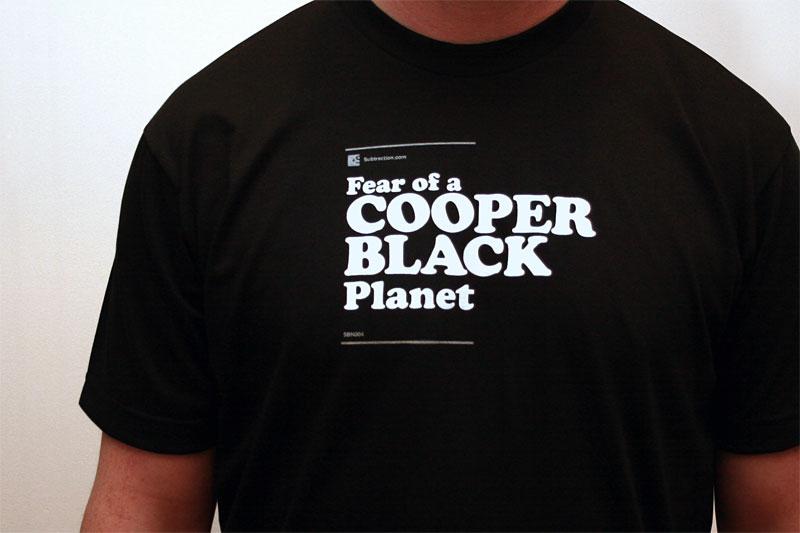 T-Shirt Design Ideas Featuring Typographic Designs