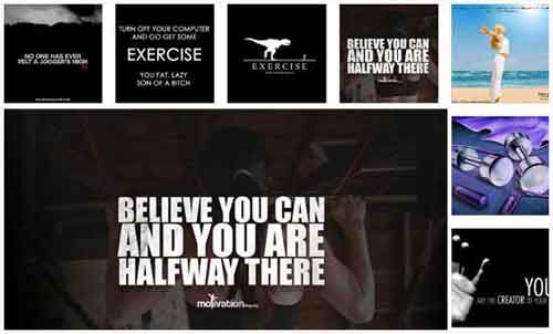 Goal Wallpapers Quotes To Stay Fit Fitness Wallpaper Designs To Help You Stay Motivated