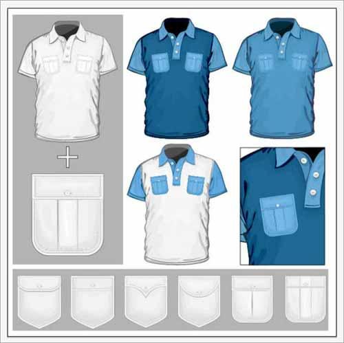 T-shirt Design Templates 38 Sets Free Editable Vectors