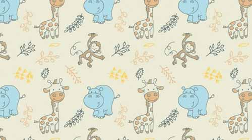 Free Download Cute Girl Wallpaper Baby Background Designs 100 Cute Seamless Patterns