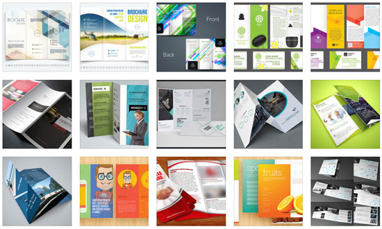 Tri-fold Brochure Template 20 Free Easy-to-Customize Designs