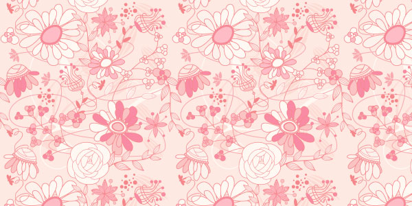 Hd Thanksgiving Wallpaper Free Pink Flower Background Patterns 26 Free Romantic Floral