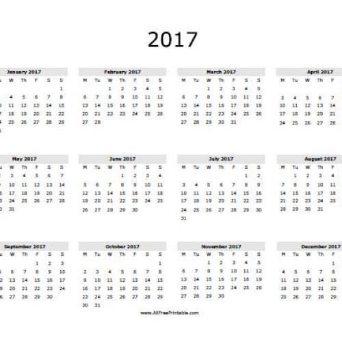 calendar year 2017 calendar year 2017 image source: calendar05082.duia ...