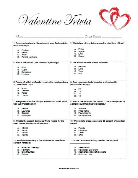 Printable Money Trivia Download Them Or Printchristmas challenge