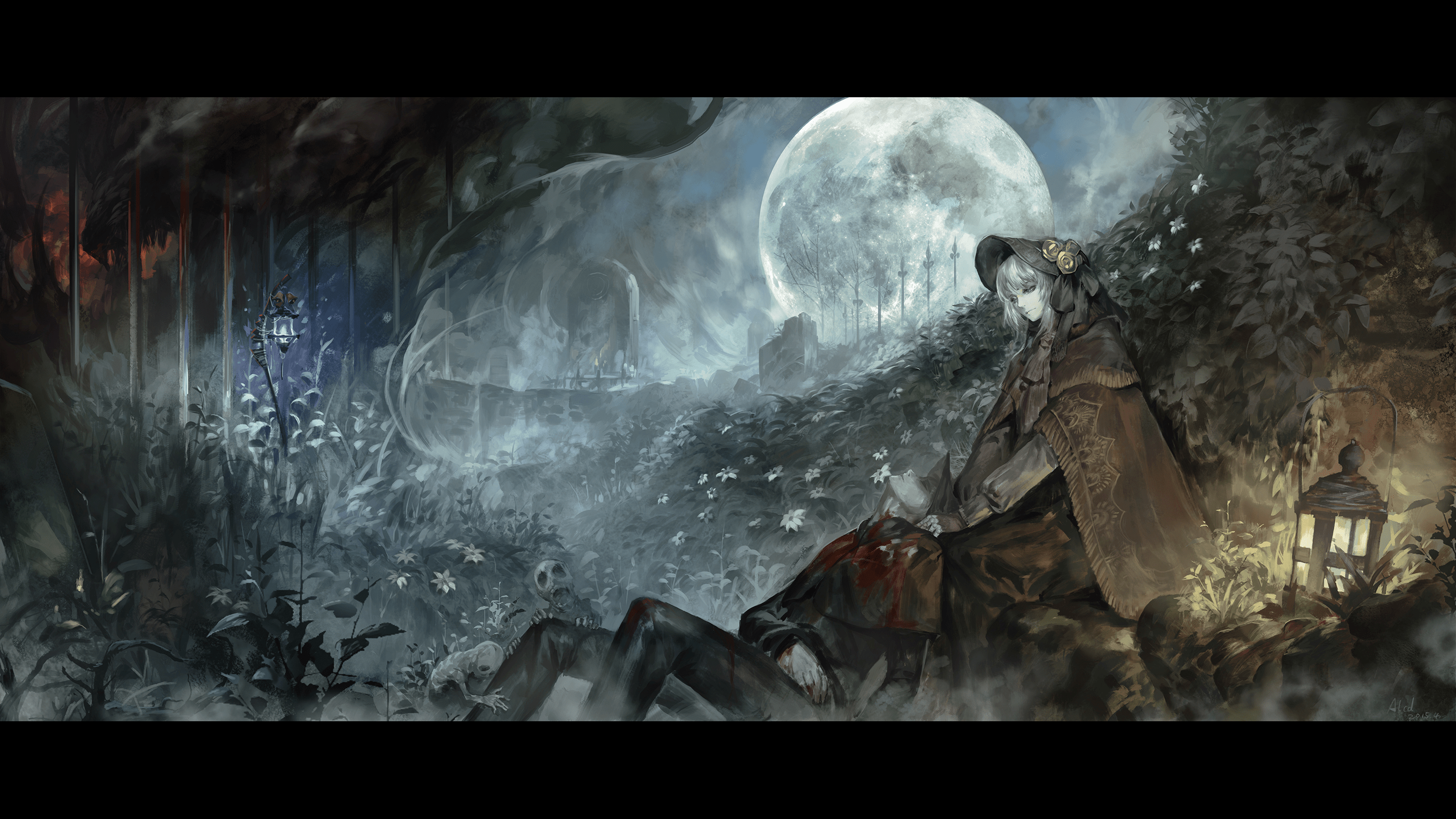 Girls Wallpapers Samsung 10 Bloodborne Game High Quality Wallpapers