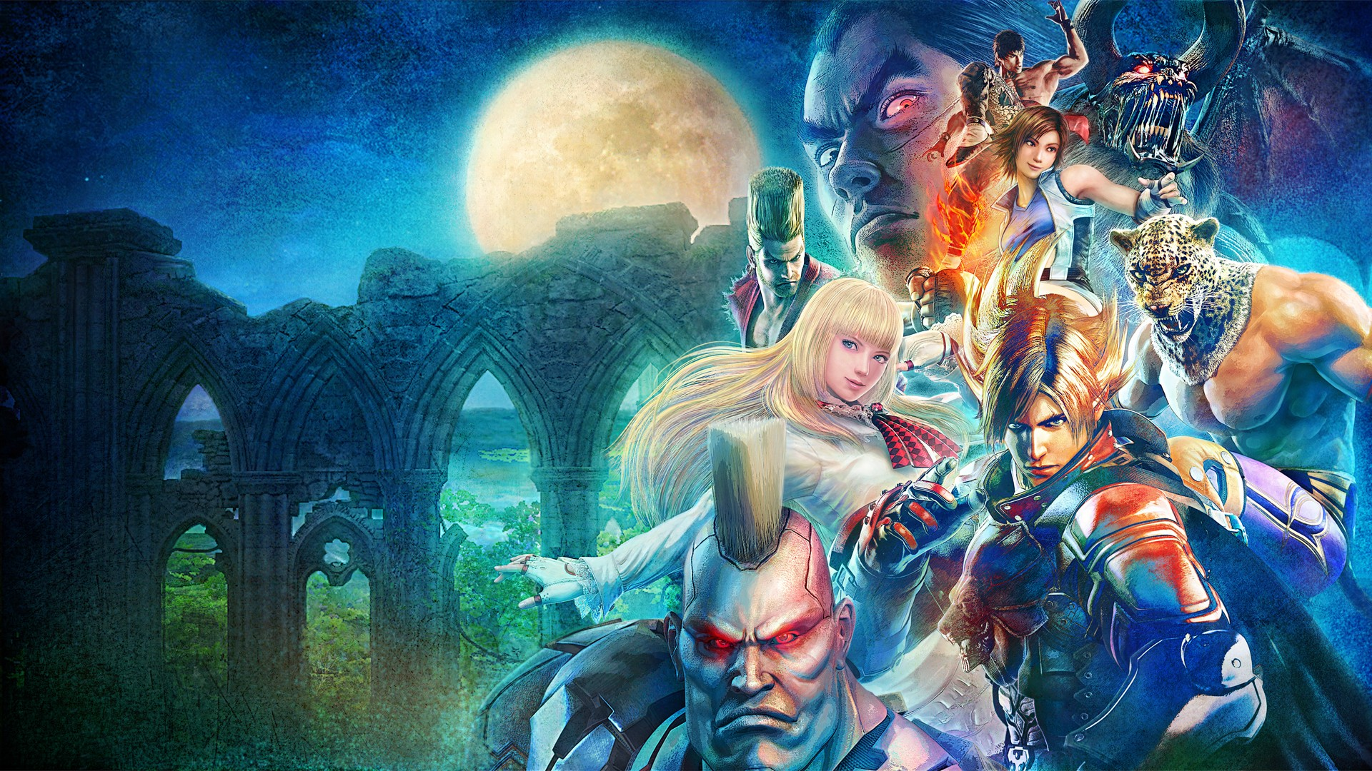 Hq 3d Wallpapers Free Download Collection Of New Tekken Hd Wallpapers All Hd Wallpapers