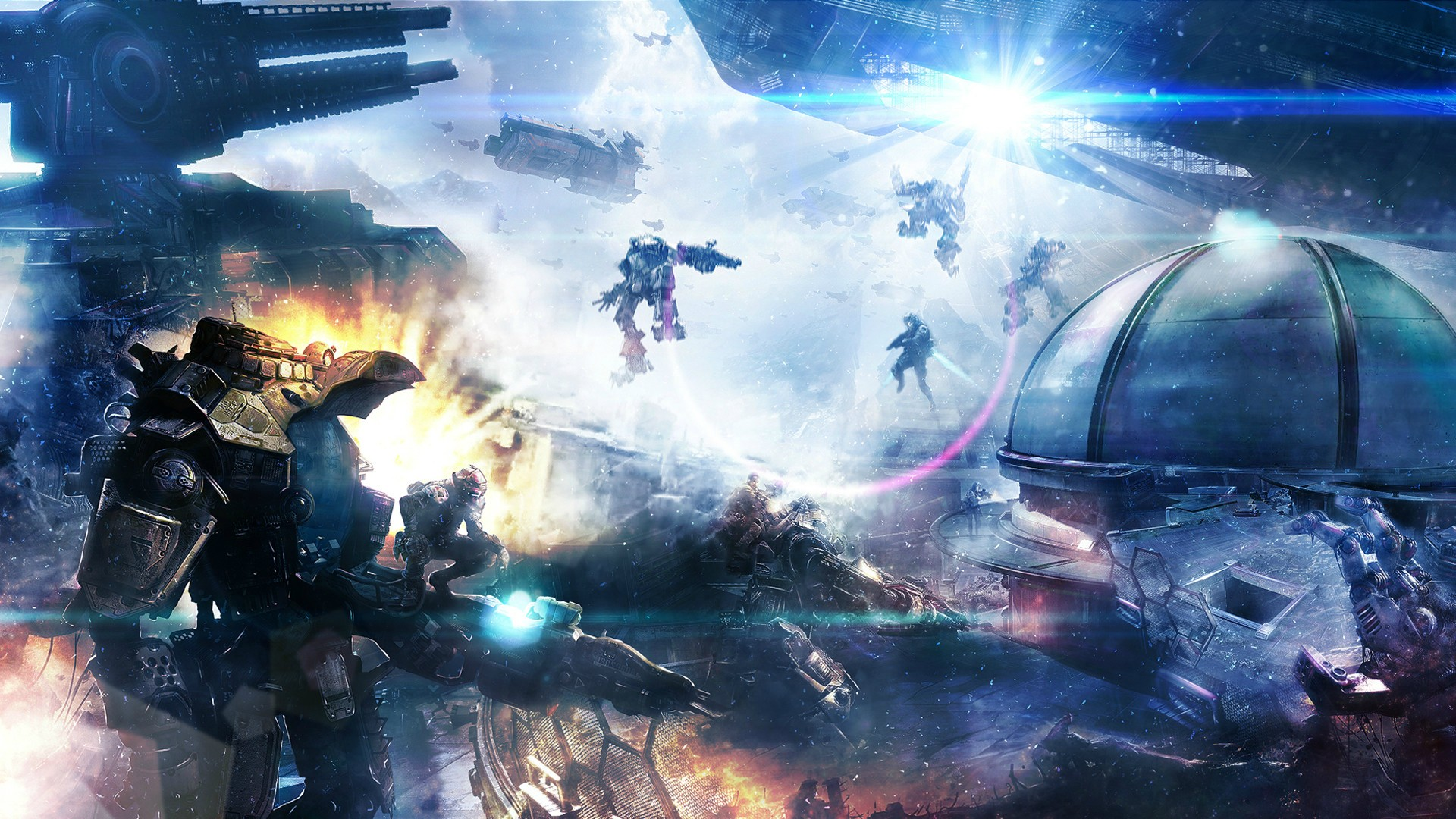 Touhou Fall Wallpaper Some Beautiful Titanfall Hd Wallpapers 2015 All Hd
