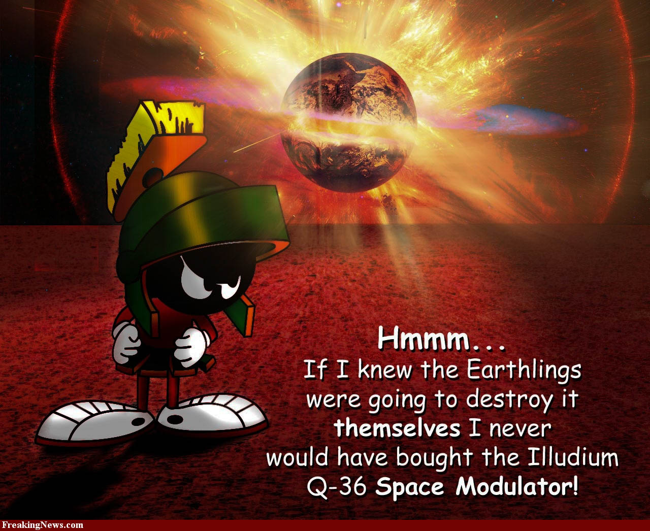 The Best Funny Quote Wallpapers For Free Download Marvin Martian New Hd Wallpapers High Resolution All