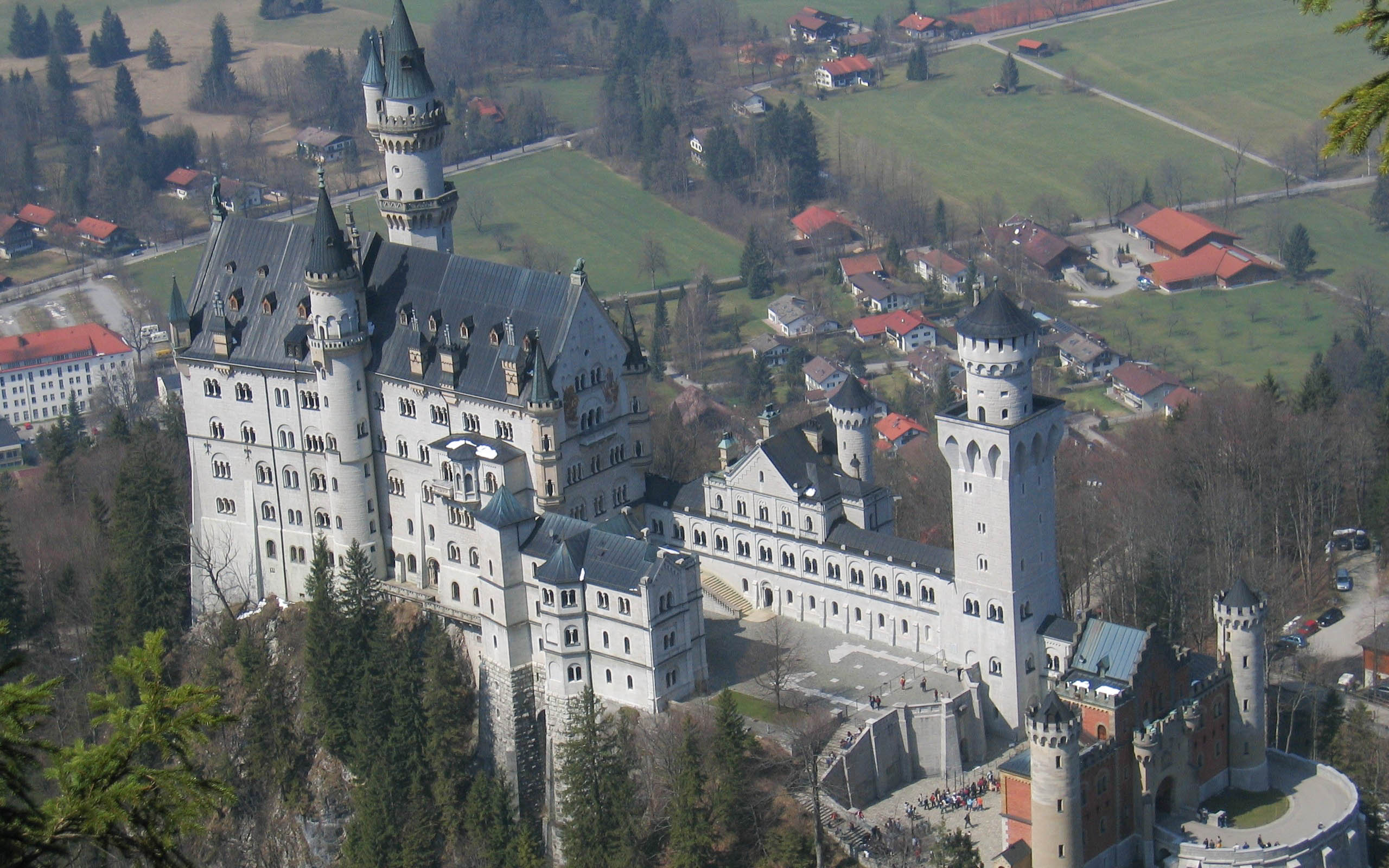 Samsung Galaxy 3d Wallpapers Free Download Neuschwanstein Castle Beautifull Hd Wallpapers All Hd