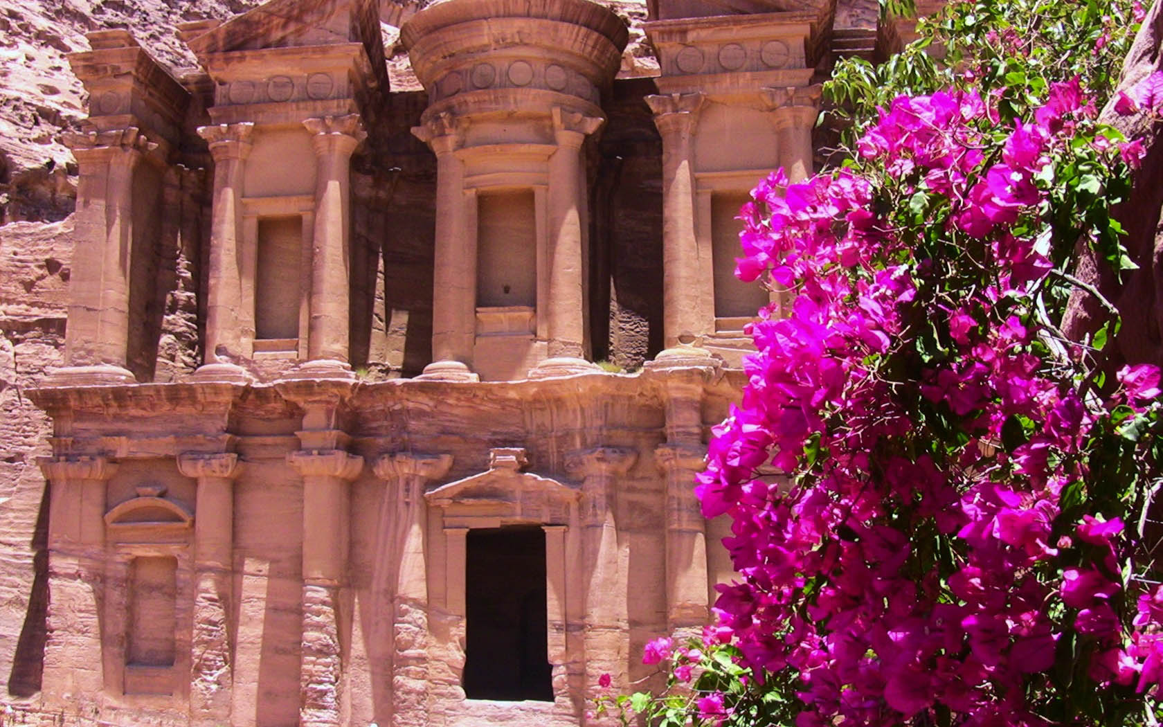 Best 3d Wallpapers For Iphone 5 Petra Jordan High Quality Wallpapers Desktop Background