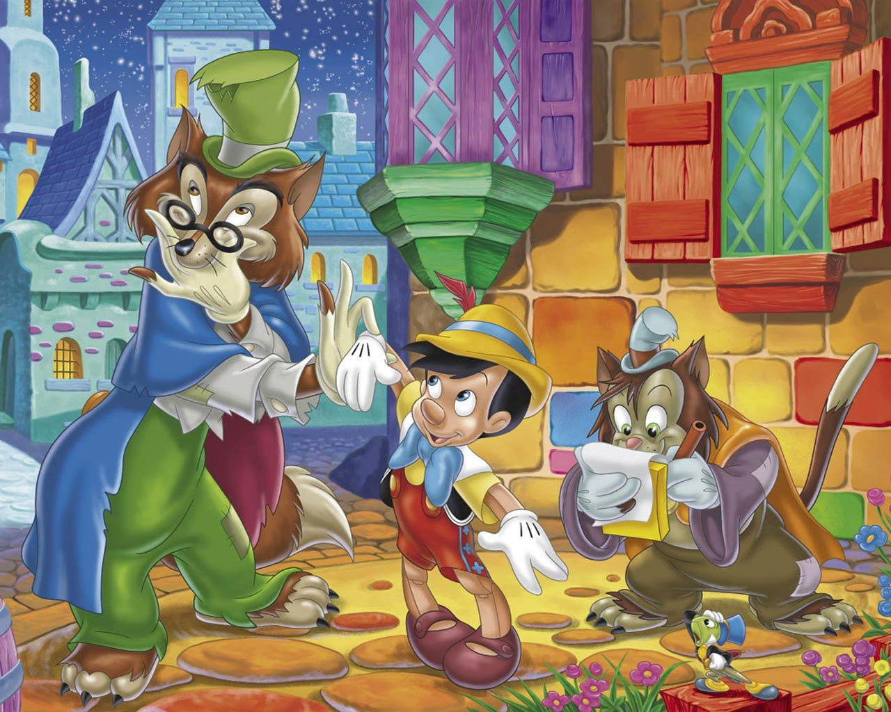 New Hollywood Movies Hd Wallpapers Pinocchio High Defination Wallpapers Backgrounds All Hd