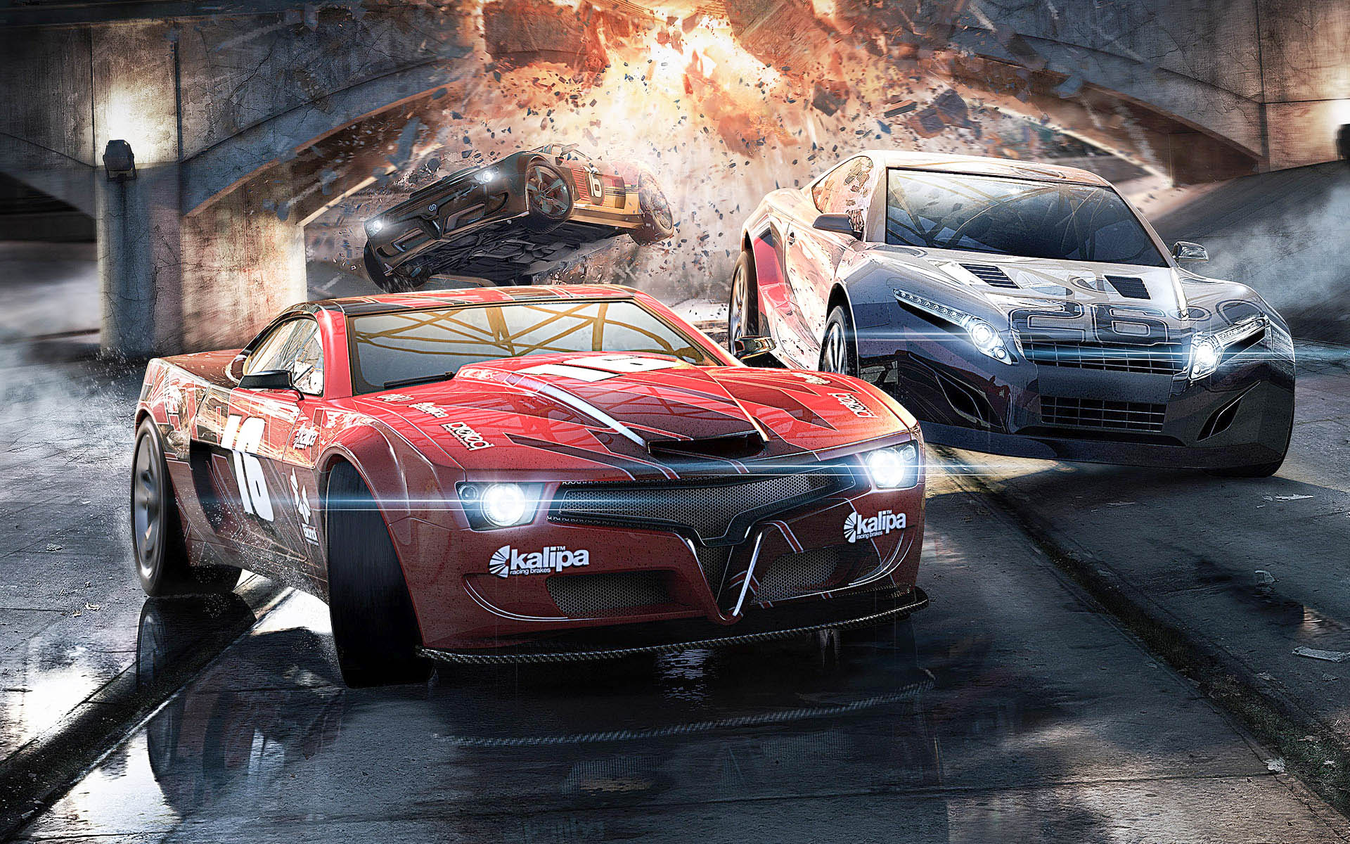 Cool Wallpapers Cars American Muscle Split Second Game High Quality Hd Wallpapers All Hd