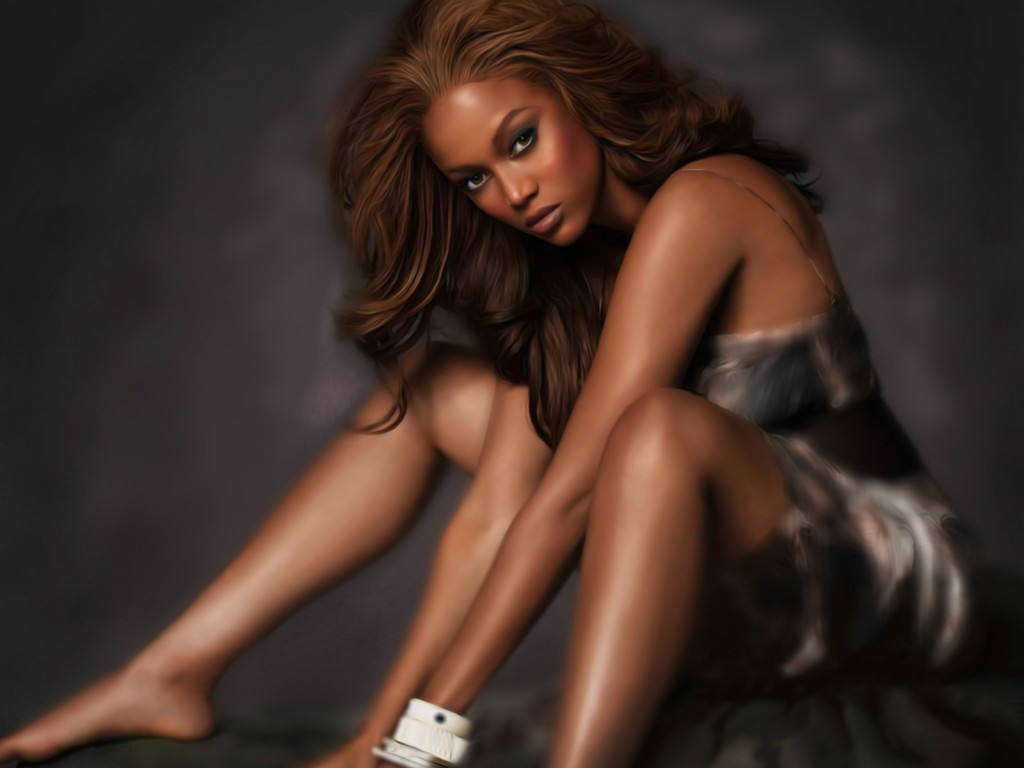 Iphone Home Screen Wallpaper Gallery Hotest Tyra Banks Sexy Hd Wallpapers All Hd Wallpapers