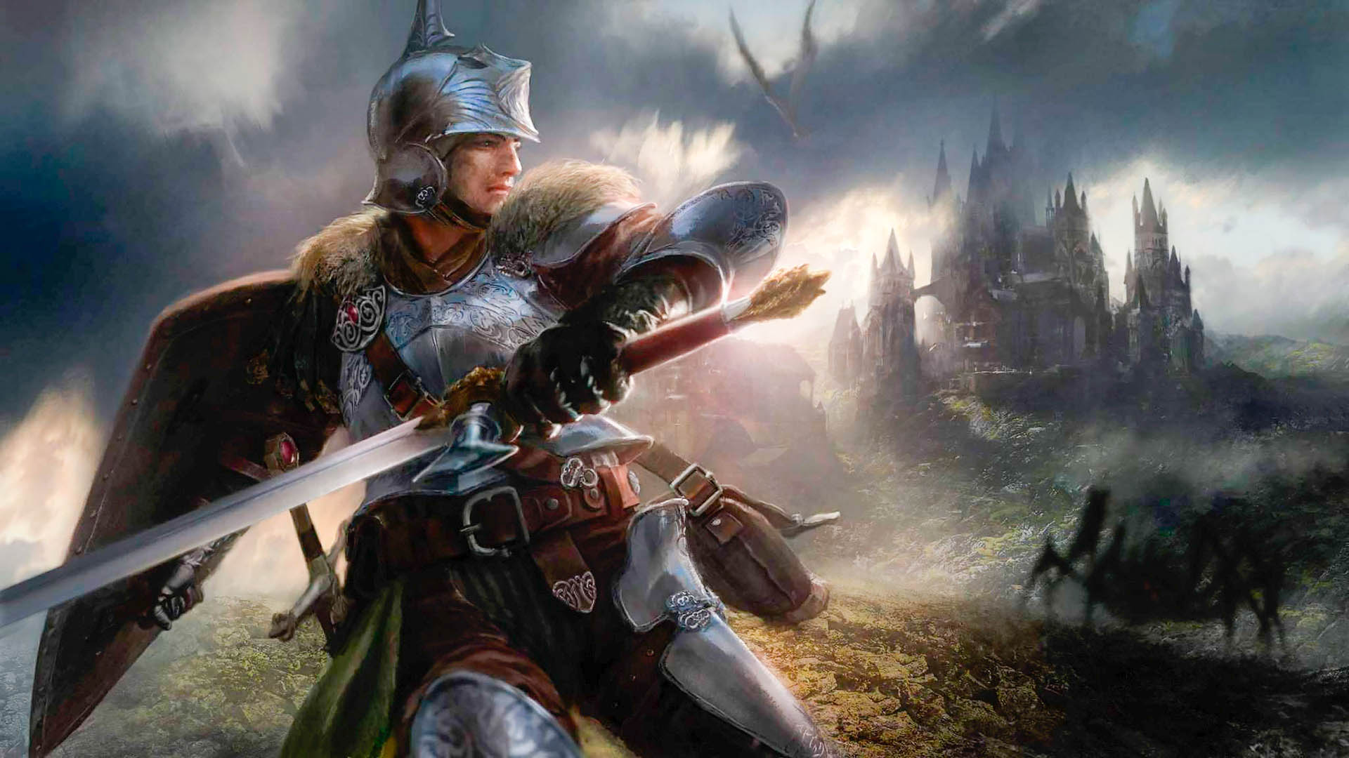 Top Girl Wallpaper Hd Dark Souls Ii Out Stunning Wallpapers High Quality All
