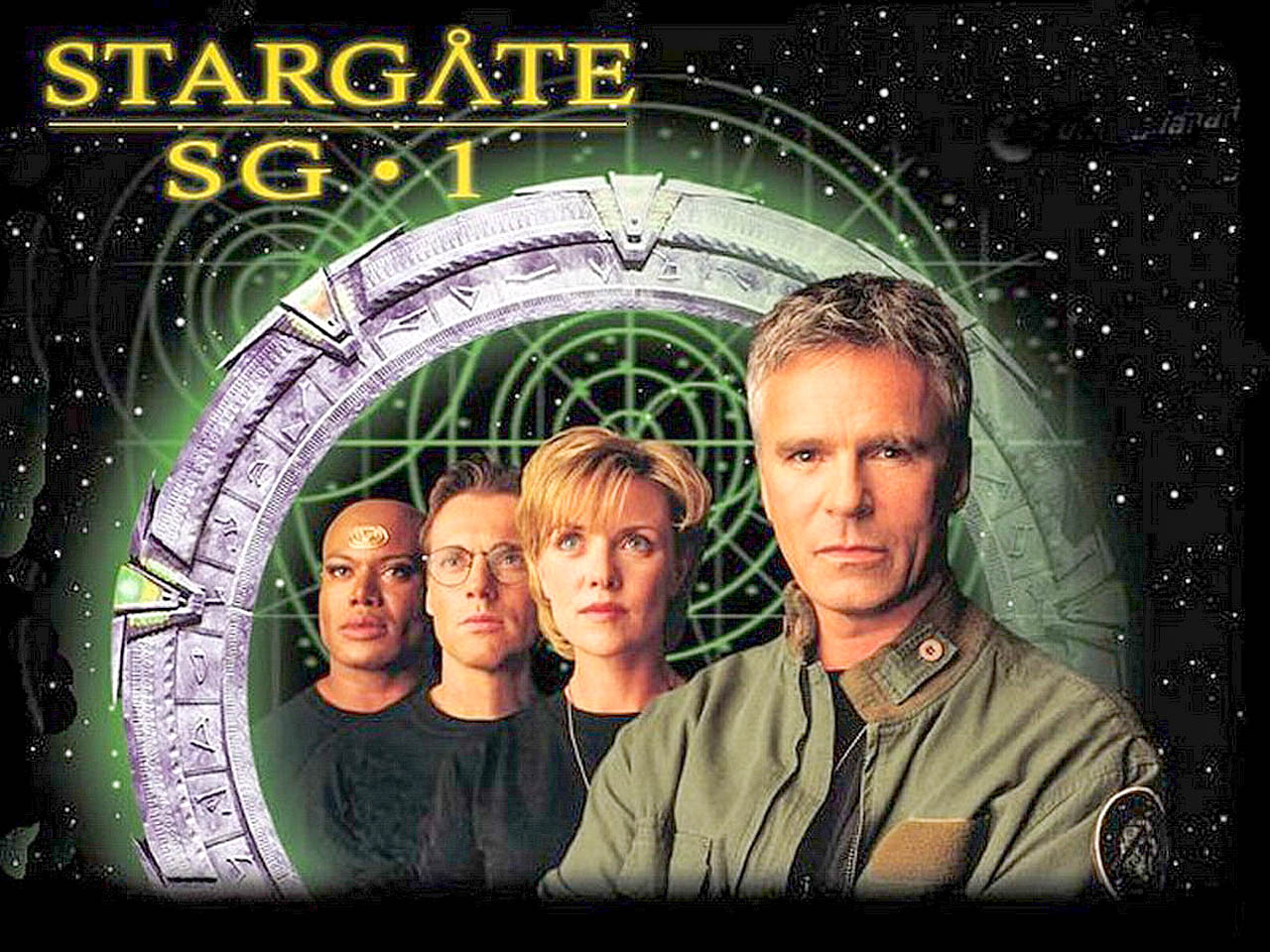 Smart Compatible Stargate Sg-1 Tv Show High Quality Hd Wallpapers - All Hd