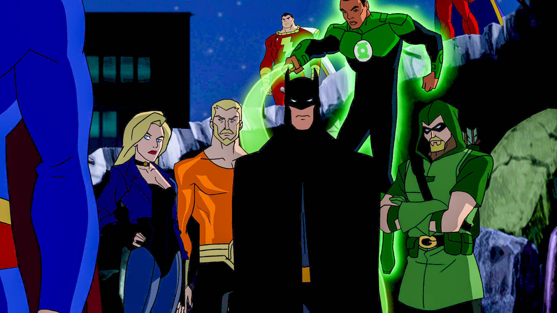 Animated Hd Wallpapers For Pc Full Screen Young Justice 2016 Animated Hd Wallpapers