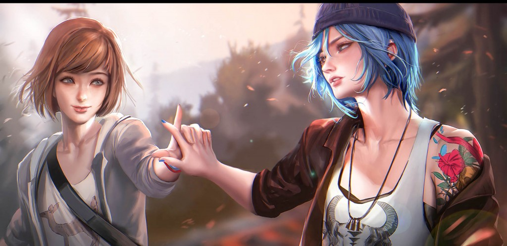 Crazy Girl Iphone Wallpaper Life Is Strange Video Game Amazing Hd Wallpapers