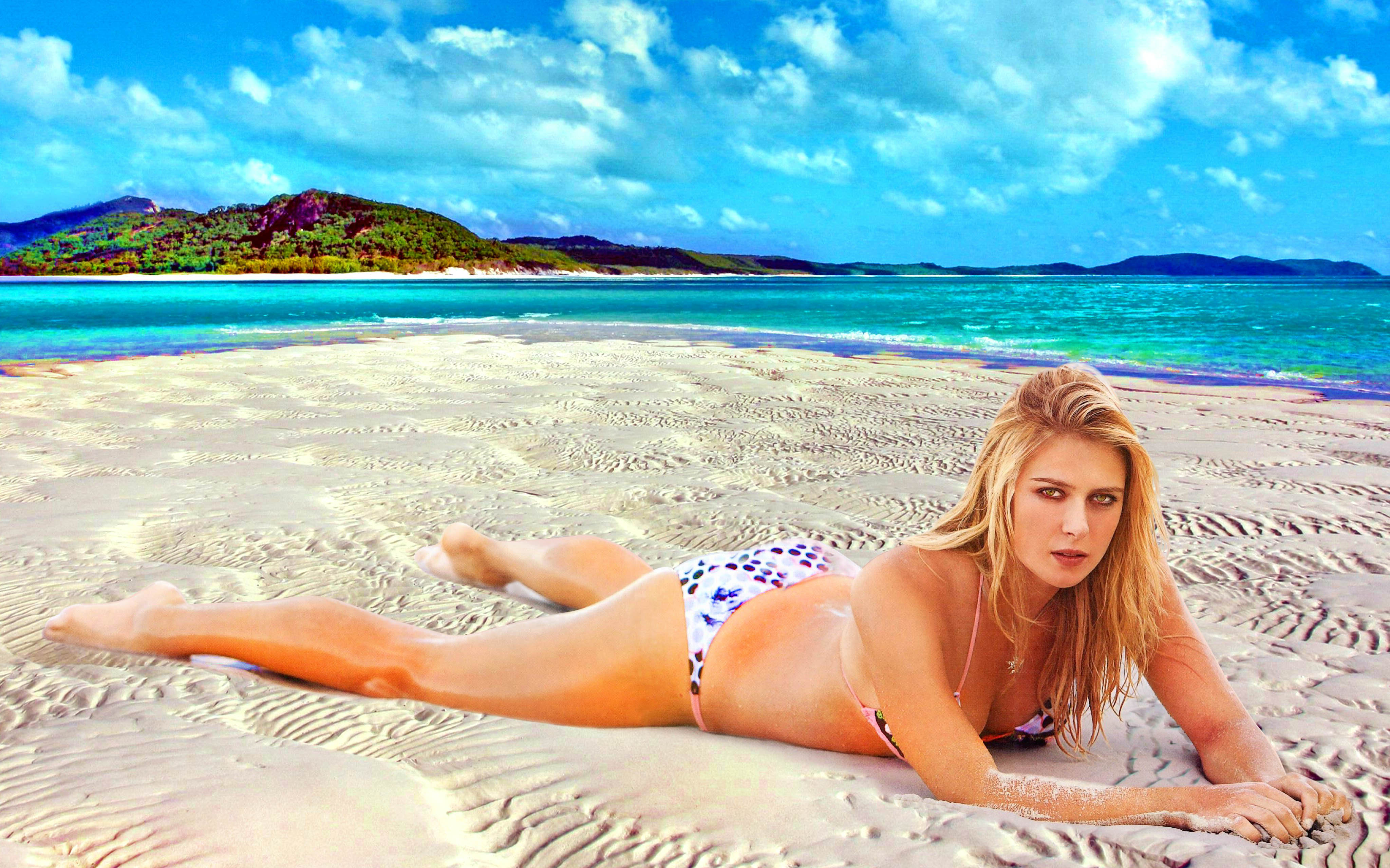 Teenage Girl Wallpapers For I Phone Maria Sharapova Best Wallpapers 2019 All Hd
