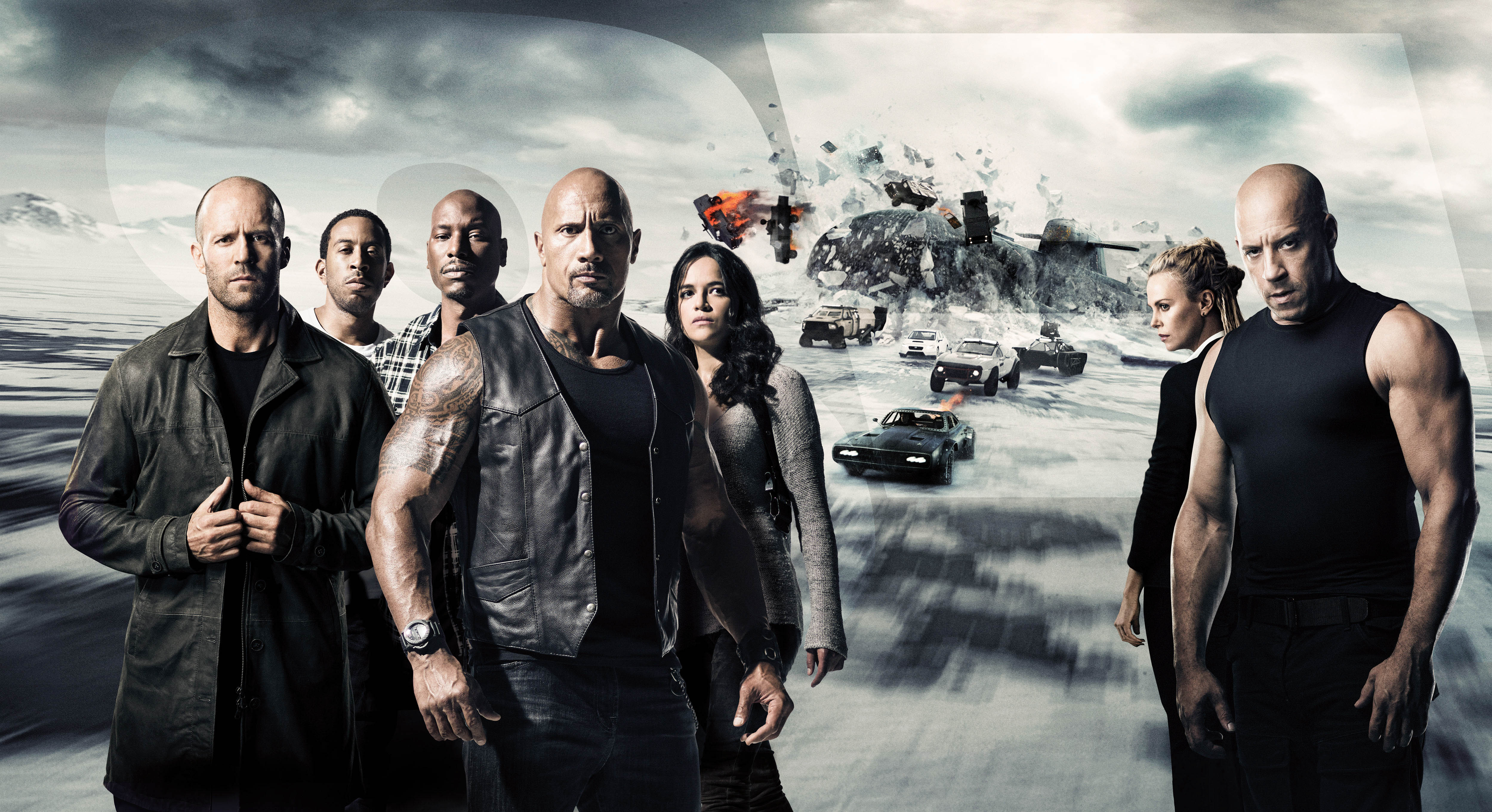 Fast And Furious Iphone 5 Wallpaper The Fate Of The Furious 2017 Wallpapers