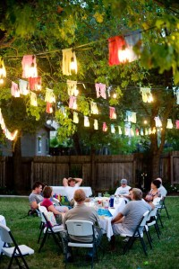 Some Creative Outdoor Party Games | Home Party Ideas