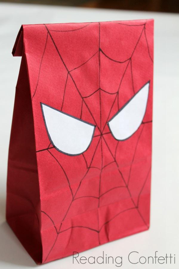 Spiderman Birthday Party Ideas Free Printables Home Party Ideas