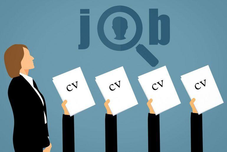 cv pour etre sur davoir un emploi
