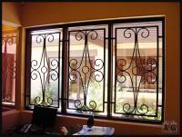 Fancy Iron Window Bars | Joy Studio Design Gallery - Best ...