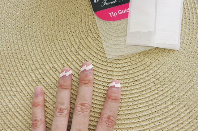 Born-Pretty-Store-french-nail-tip-guides-lightening-stripes-stickers