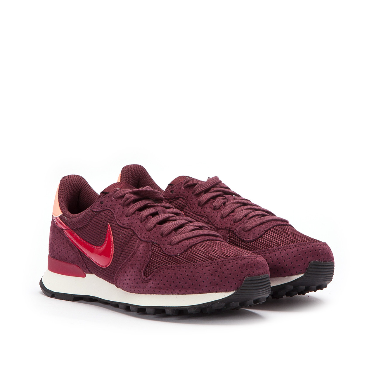 Farbe Bordeaux Rot Nike Wmns Internationalist Se (night Maroon / Noble Red