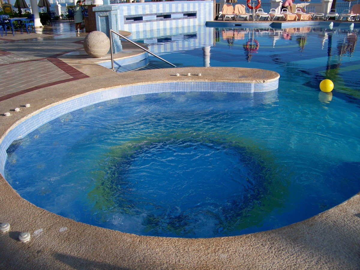 Jacuzzi Pool Equipment Reviews Riu Palace Las Americas Resort Review Allinclusivegal