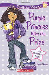 Purple Princess Wins The Prize by Alyssa Crowne