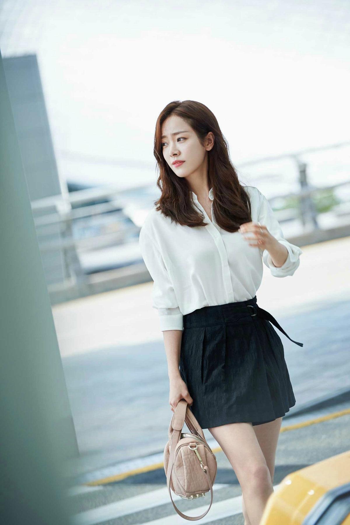 Girls Generation Tiffany Wallpaper Han Ji Min Airport Fashion Allkgirls