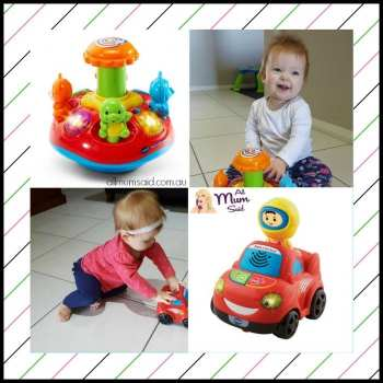 VTECH toddler toys  All Mum Said