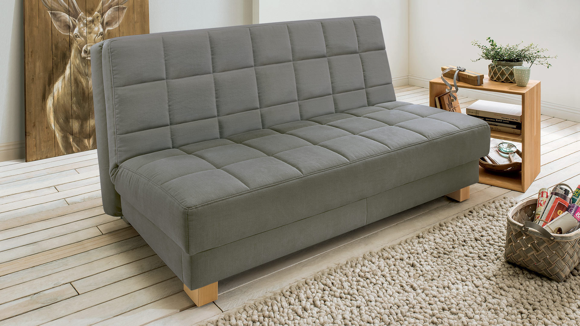 Modernes ökologisches Schlafsofa Made In Germany