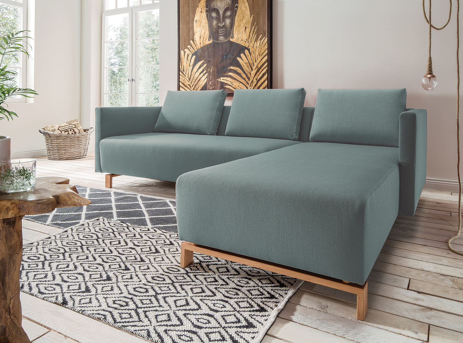 Recammiere Couch Mit Recamiere Quotfino Vegan Quot