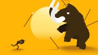 big hunter mammoth spears game