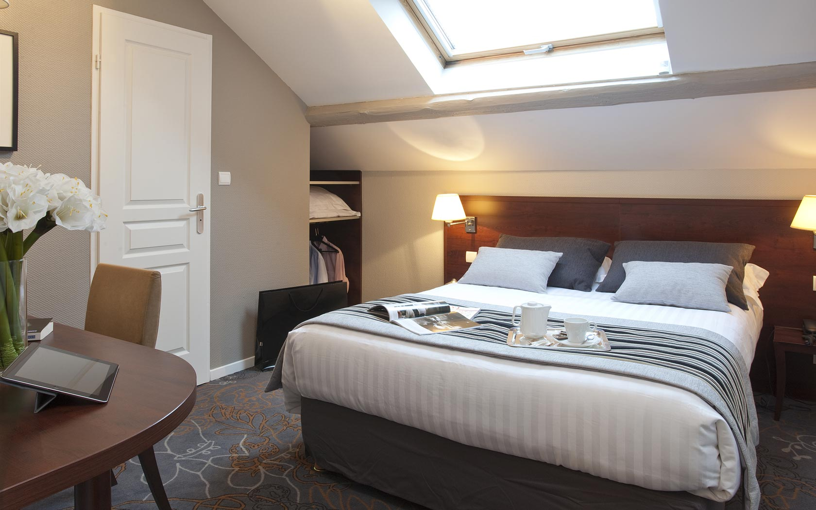 Chambre Annecy Chambres Hôtel Annecy Allobroges
