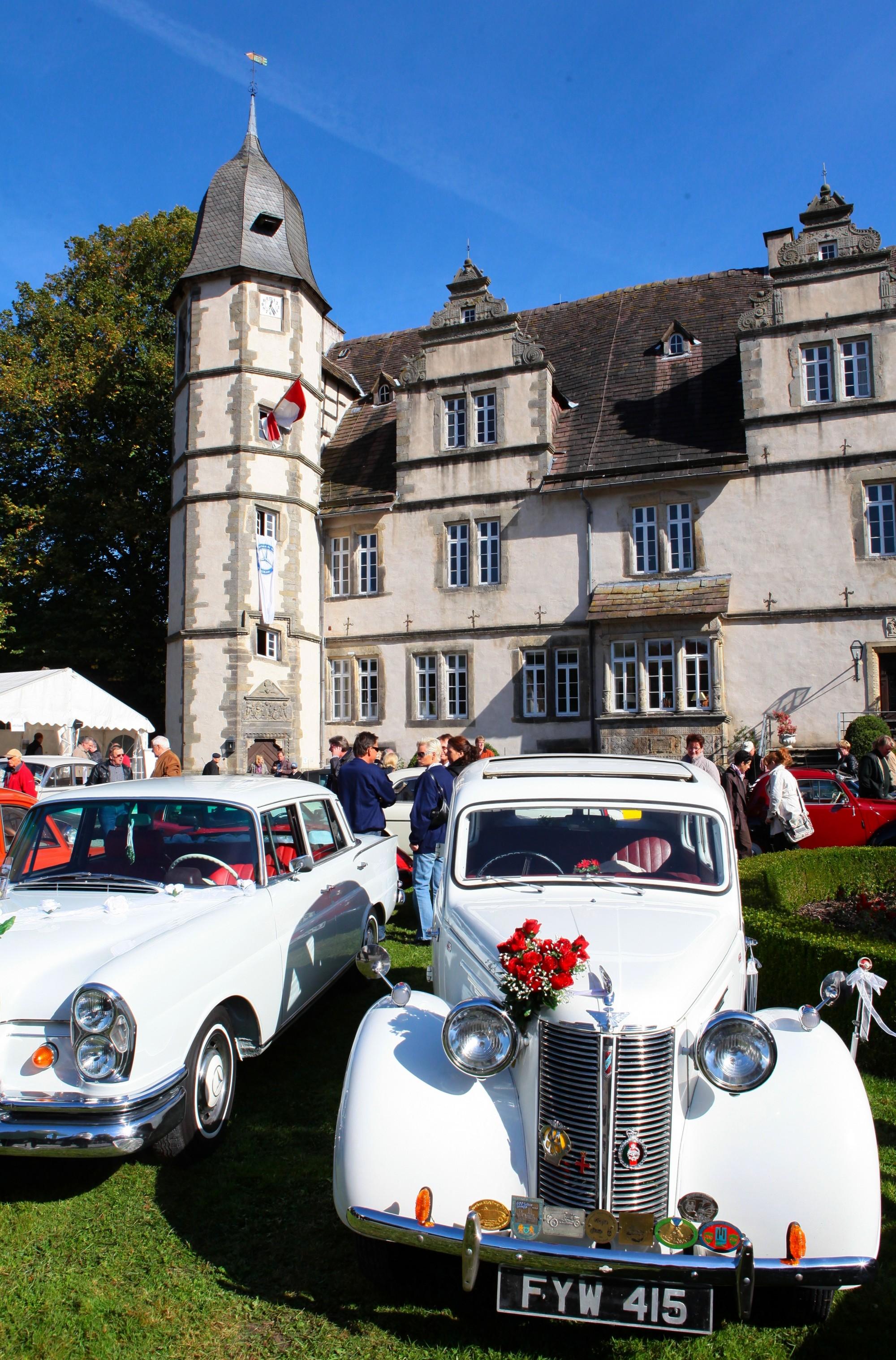 """Schlossfest """"Hochzeits-Event-Messe"""""""