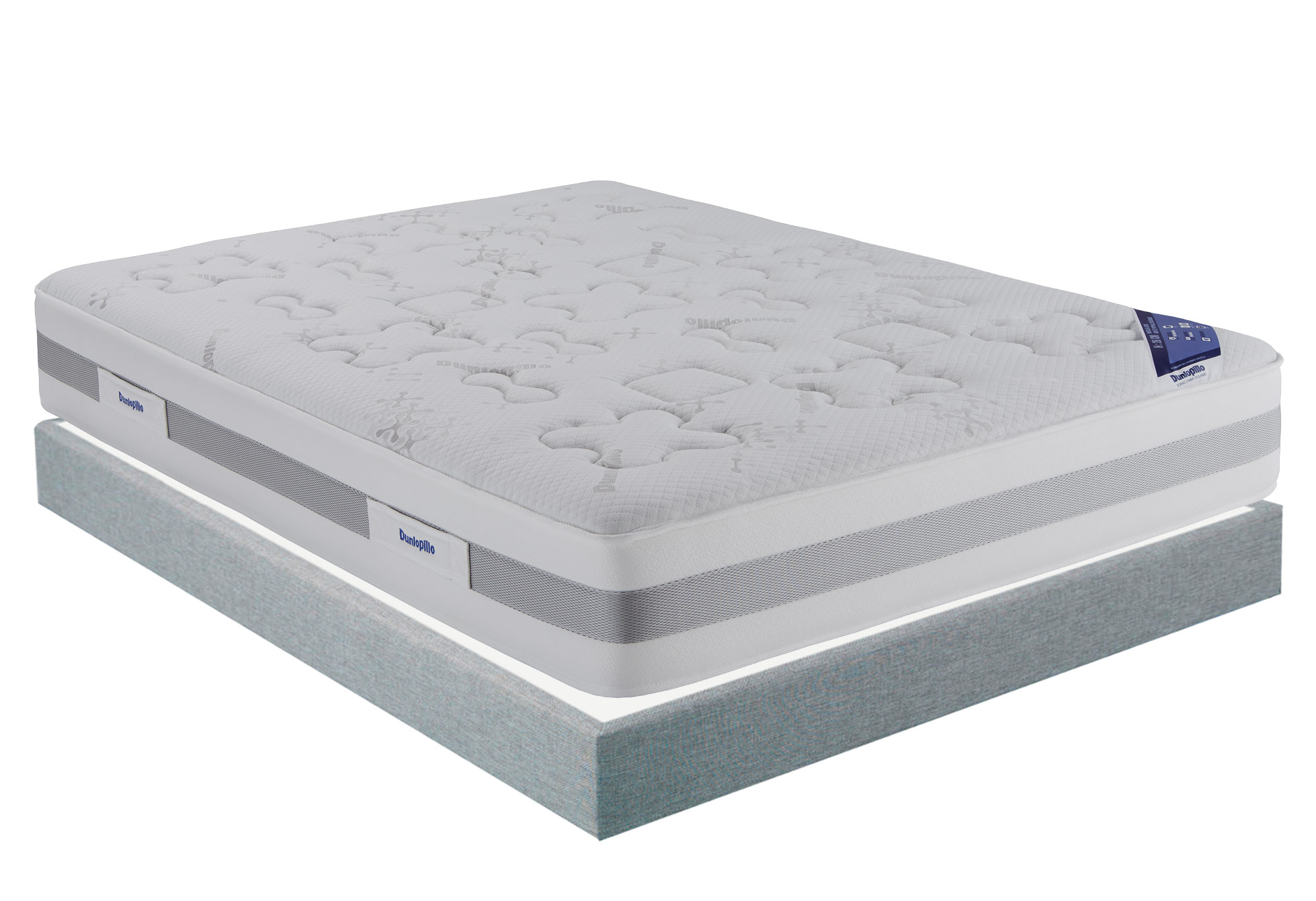 Matelas Dunlopillo Latex 160x200 Ensembles Literie Connecting 5 Madison 15 Dunlopillo