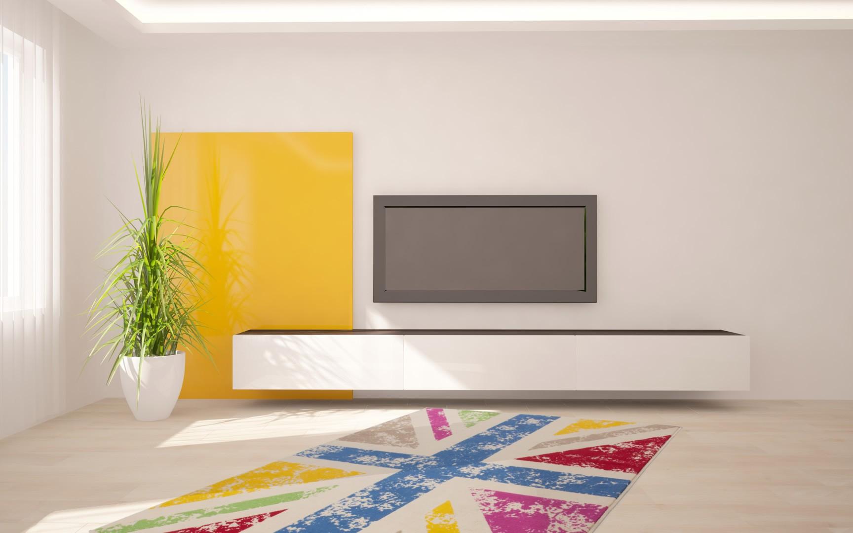 Coloré Pour Salon | Acheter En Ligne 028 Mur Moderne Maison ...