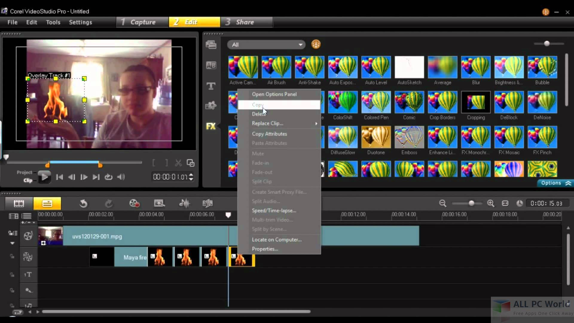 Fullsize Of Corel Videostudio X9