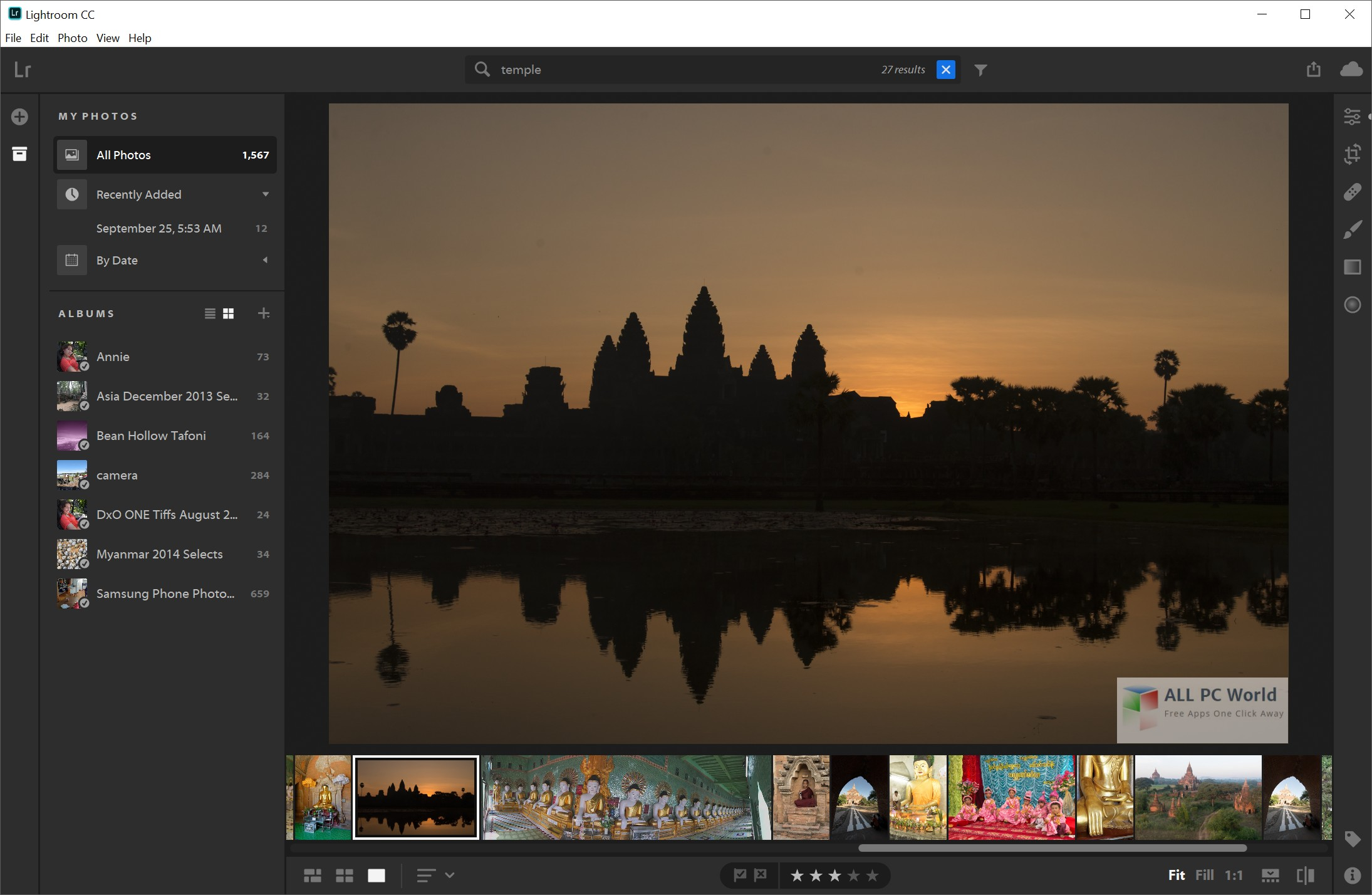 Portable Photoshop Portable Adobe Photoshop Lightroom Cc 1 Review All Pc World