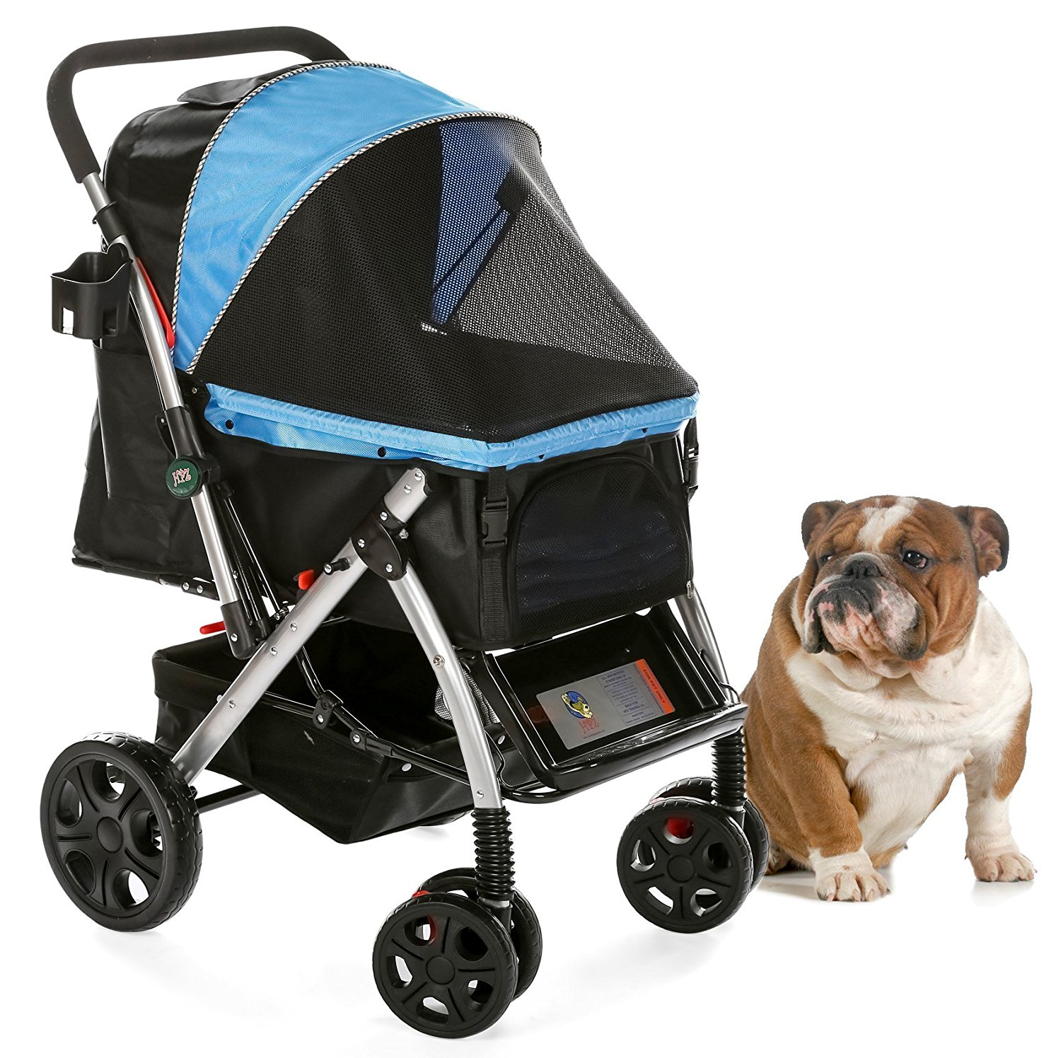 Pet Stroller Large Heavy Duty Dog Strollers All Pet Cages