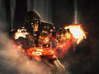 Cool Pictures Of Scorpion From Mortal Kombat by Andre Aroxa - HD Wallpapers | Wallpapers ...