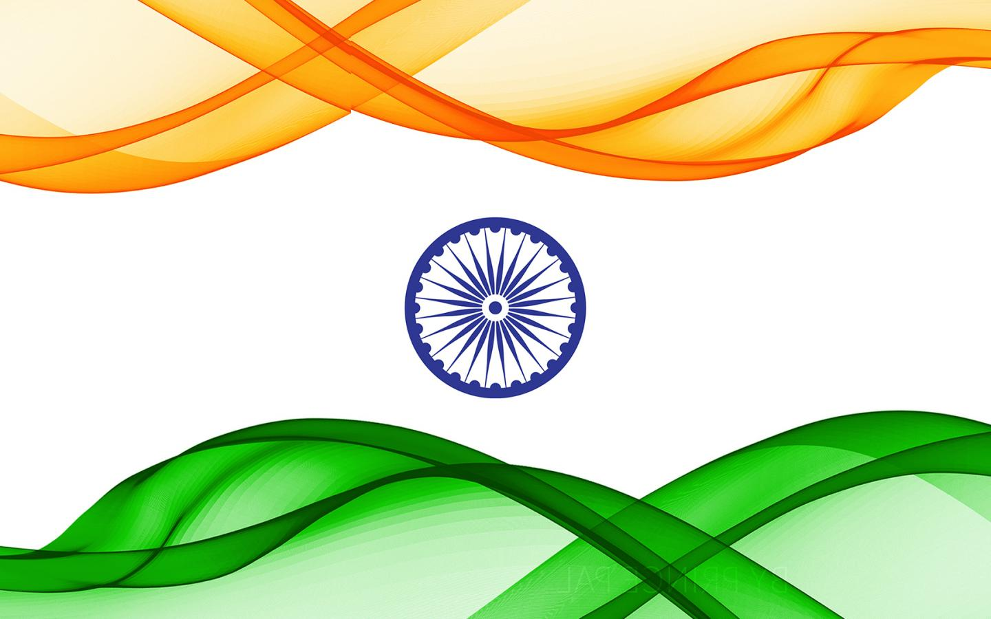 Indian Girl Face Wallpaper Indian Flag Art For Independence Day Celebration Hd