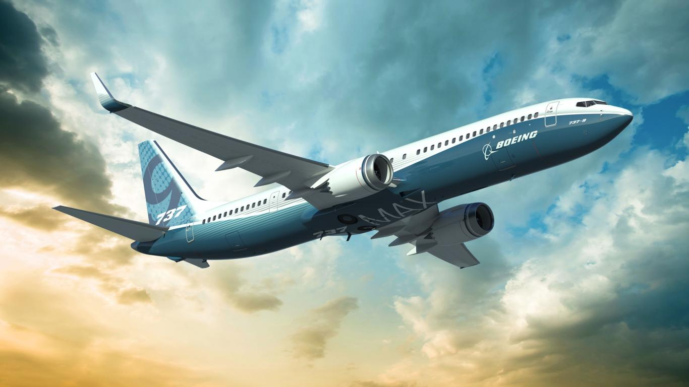 Boeing Airplane Boeing 737 Max 9 Airplane Images Free In High Resolution