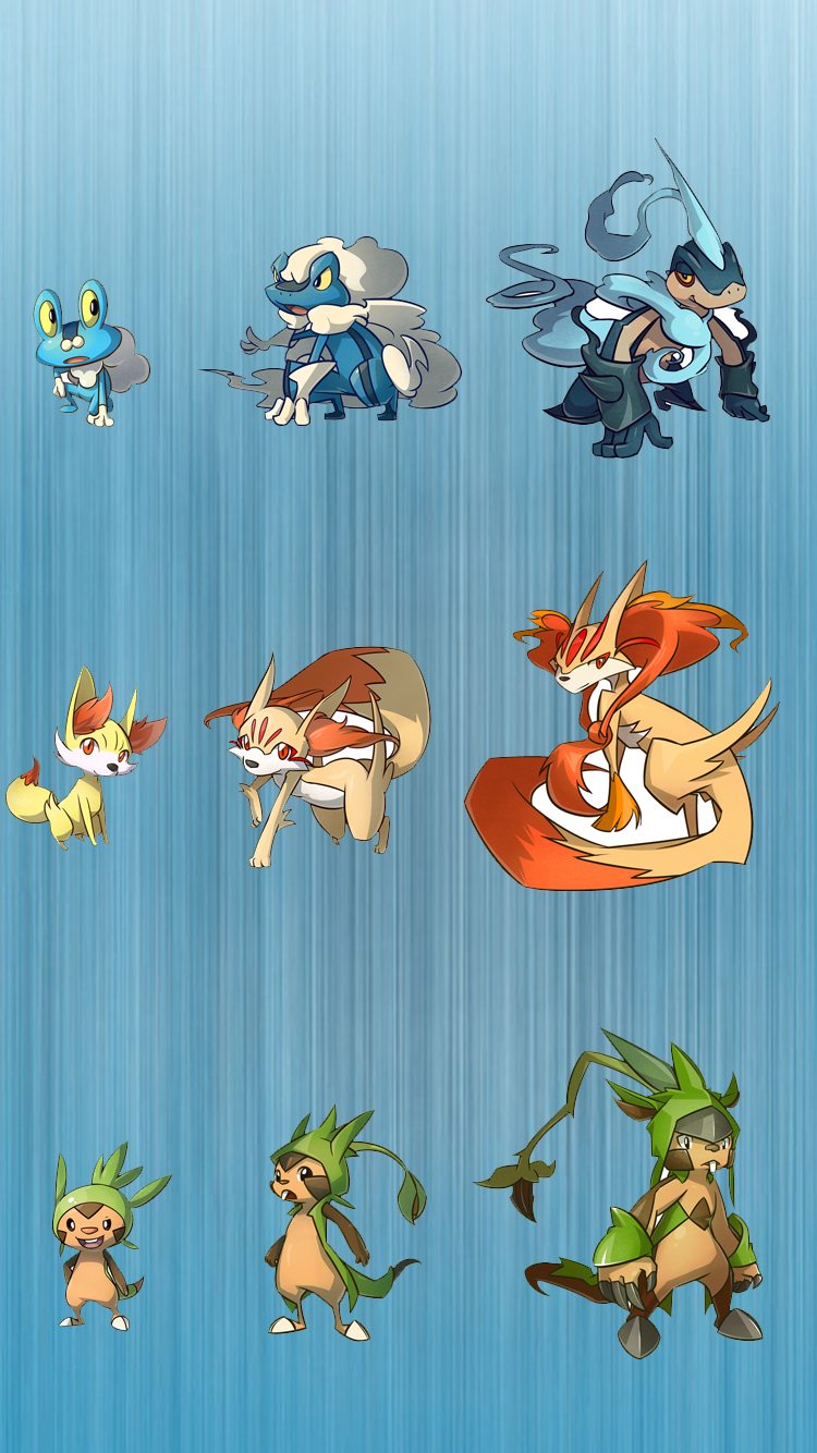 Gravity Falls Wallpaper Phone Three Characters Evolution Of Pokemon On Iphone Background
