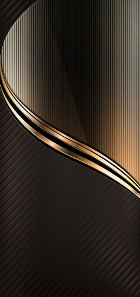 Iphone 7 Internal Wallpaper Oneplus 6 Background With Dark Gold Elegant Wallpaper Hd