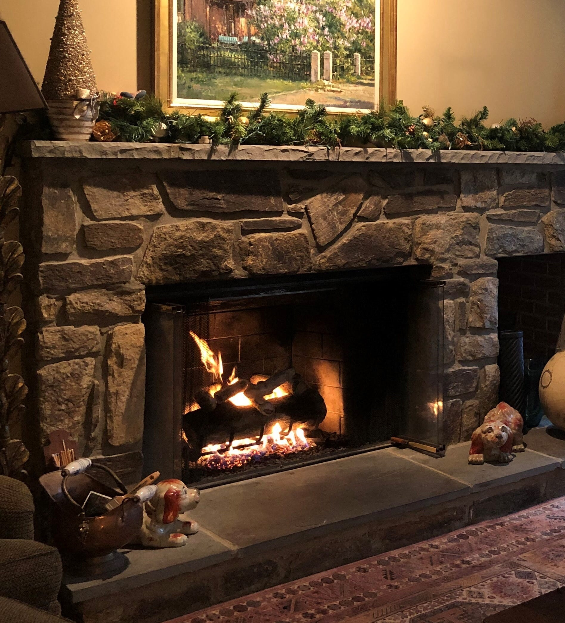 Gas Fireplace Faq Completed Fireplace Repair Projects All Pro Chimney Service 844